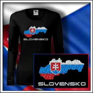 tričko slovensko, damske tričko slovakia, luxusný darček slovensko, vtipné darčeky