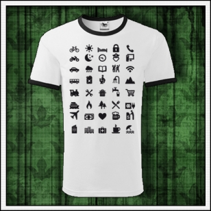 vtipné tričká, vtipne tricko pre cestovatelov, turisticke tricko, vtipne darceky pre cestovatelov, tricko Iconspeak