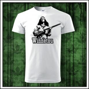 retro tričko winnetou, retro darčeky, tričko s winnetuom, tricko Karl May, retro tričko s potlačou