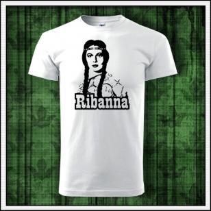 retro tričko Ribanna, retro tričká Ribana, retro darčeky winnetou, retro darček Karl May