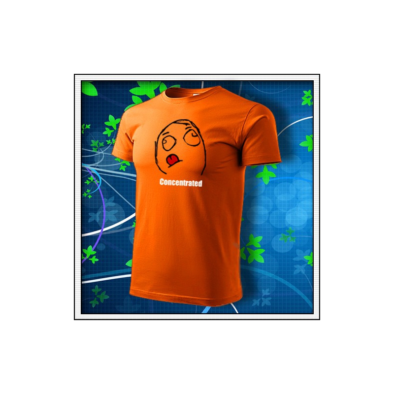 Meme Concentrated - oranžové