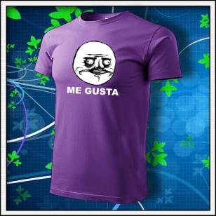 Meme Me Gusta - fialové