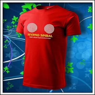 Hypno Spiral - červené
