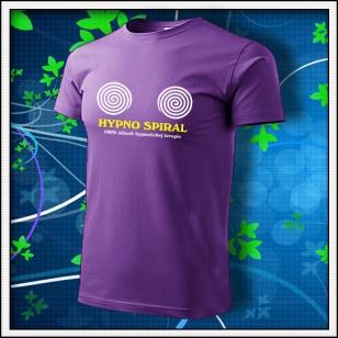 Hypno Spiral - fialové