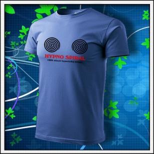 Hypno Spiral - svetlomodré