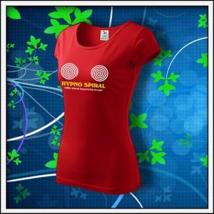 Hypno Spiral - dámske červené