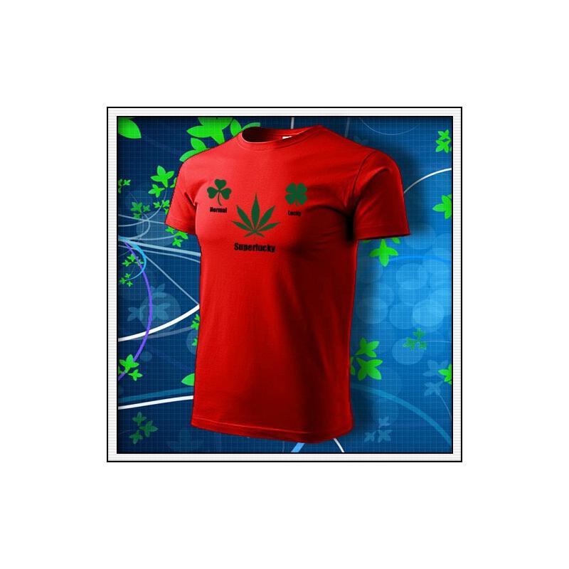 Superlucky - červené