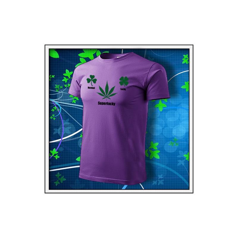 Superlucky - fialové
