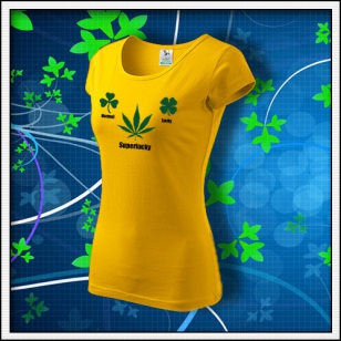 Superlucky - dámske žlté