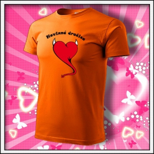Nevinná dračica - oranžové