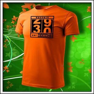 Rokomer - oranžové
