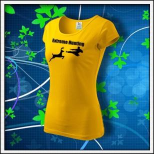 Extreme Hunting 02 - dámske žlté