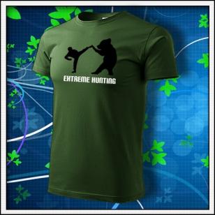 Extreme Hunting 03 - fľaškovozelené