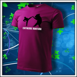 Extreme Hunting 03 - fuchsia red