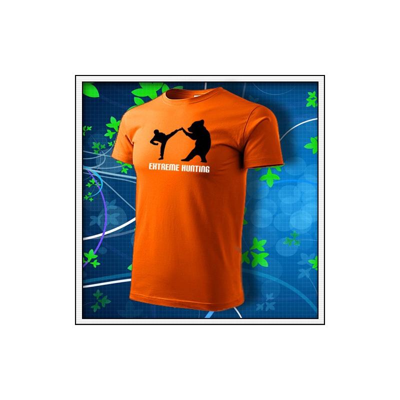 Extreme Hunting 03 - oranžové