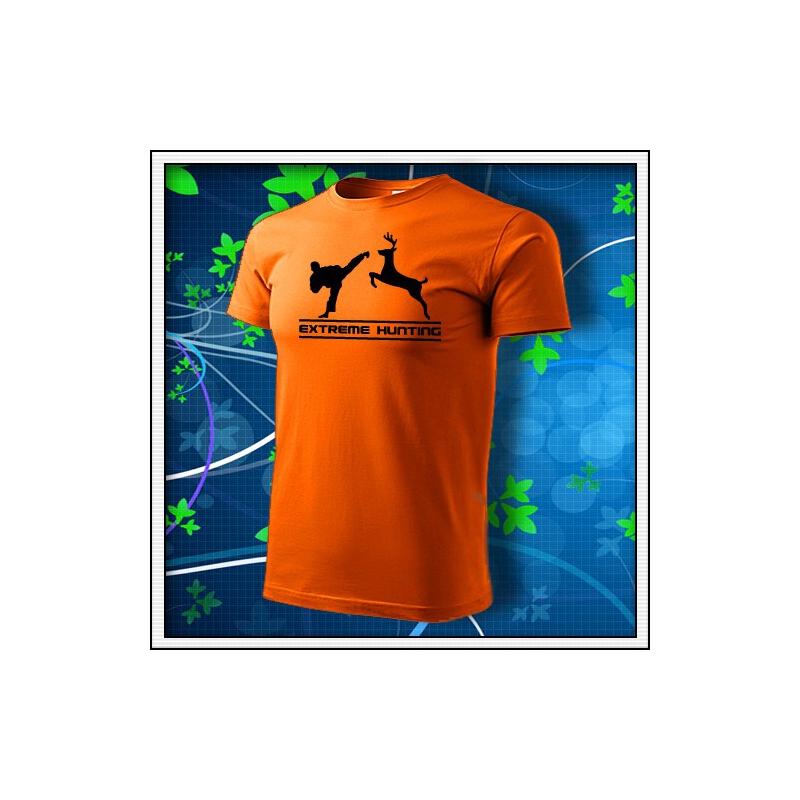 Extreme Hunting 01 - oranžové