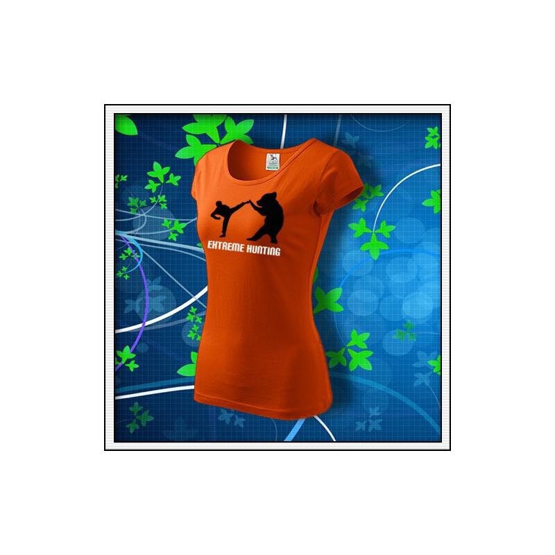 Extreme Hunting 03 - dámske oranžové