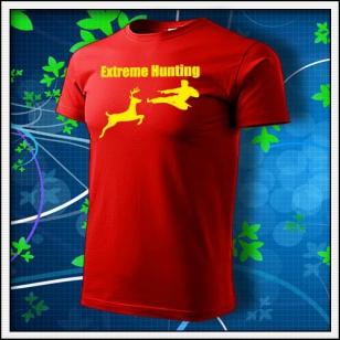 Extreme Hunting 02 - červené