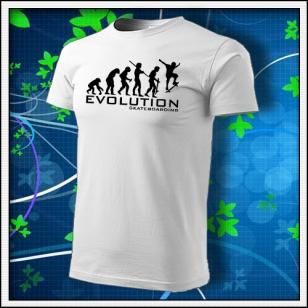 Evolution Skateboarding - biele