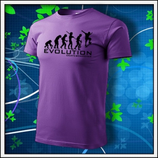 Evolution Skateboarding - fialové