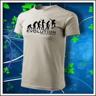 Evolution Skateboarding - ľadovosivé