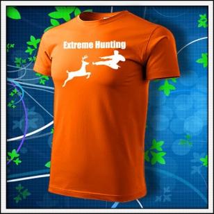 Extreme Hunting 02 - oranžové