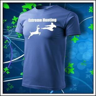 Extreme Hunting 02 - svetlomodré