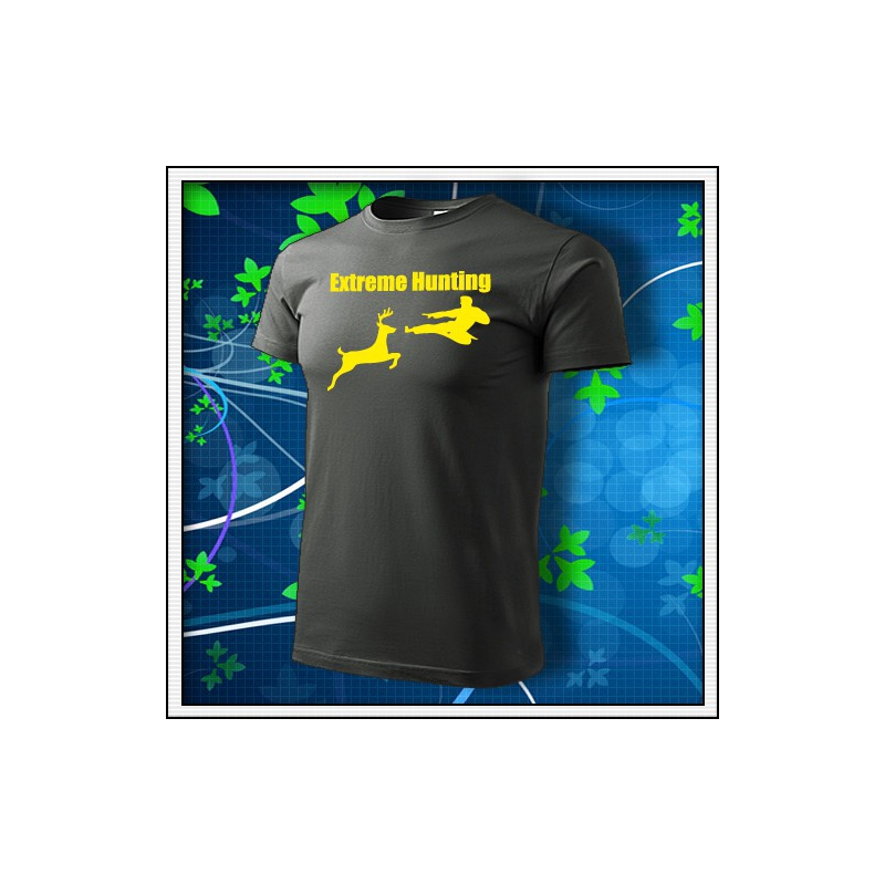 Extreme Hunting 02- tmavá bridlica