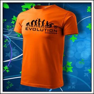 Evolution Chopper - oranžové