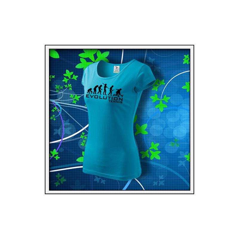 Evolution Tennis - dámske tyrkysové