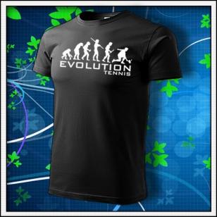 Evolution Tennis - čierne