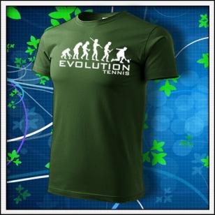 Evolution Tennis - fľaškovozelené