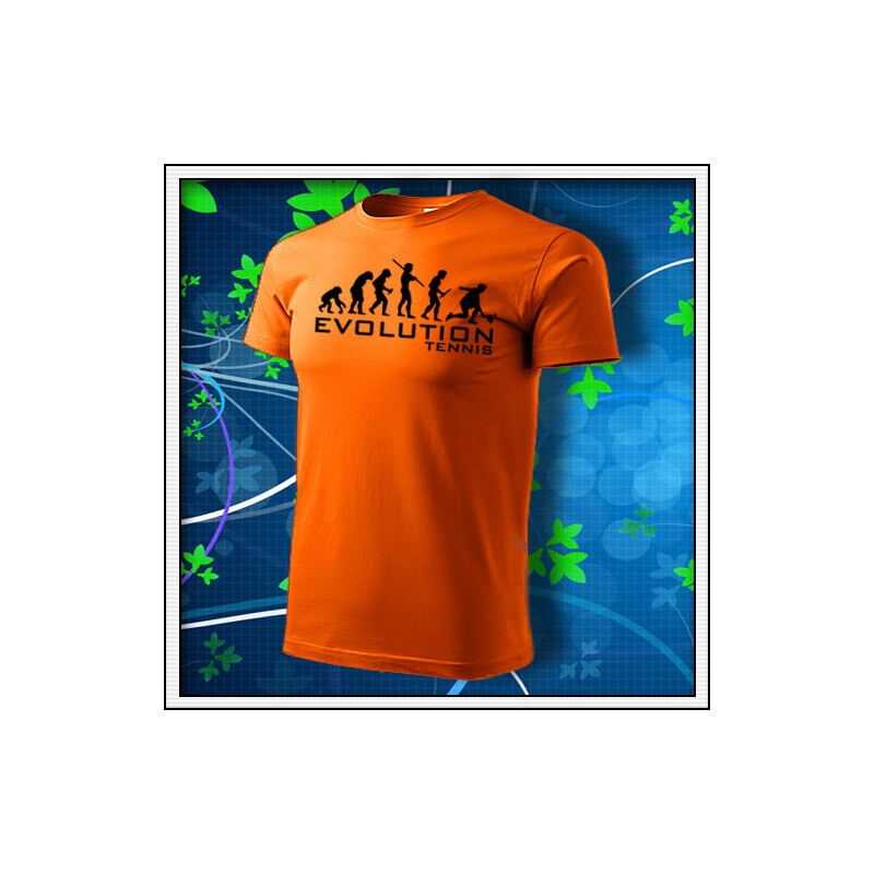 Evolution Tennis - oranžové