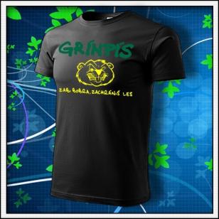 Grínpís - čierne