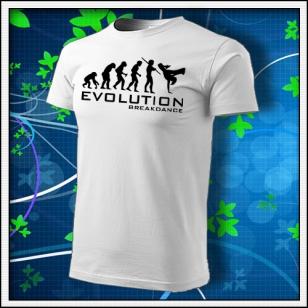 Evolution Breakdance - biele