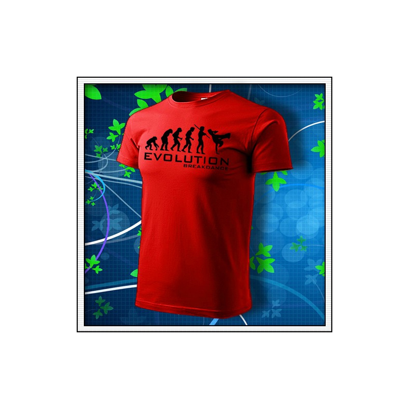 Evolution Breakdance - červené