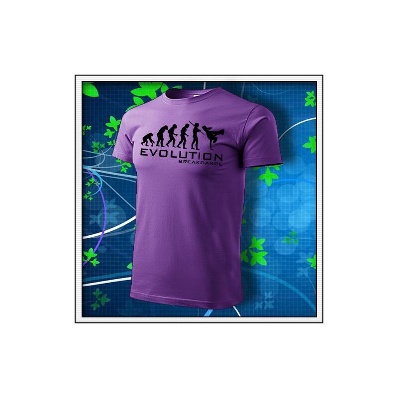 Evolution Breakdance - fialové