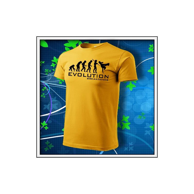 Evolution Breakdance - žlté