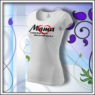 Mama 01 - biele