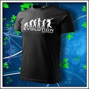 Evolution Hip-Hop - čierne