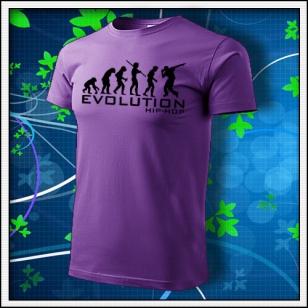 Evolution Hip-Hop - fialové