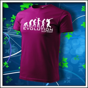 Evolution Hip-Hop - fuchsia red
