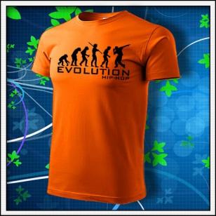 Evolution Hip-Hop - oranžové