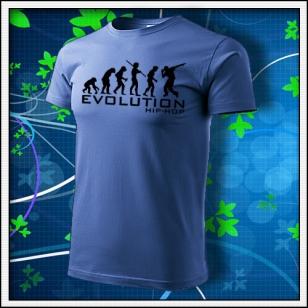 Evolution Hip-Hop - svetlomodré