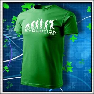 Evolution Hip-Hop - trávovozelené