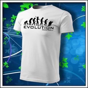 Evolution Paintball - biele