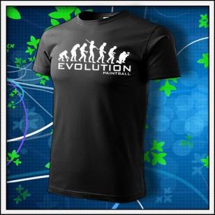 Evolution Paintball - čierne