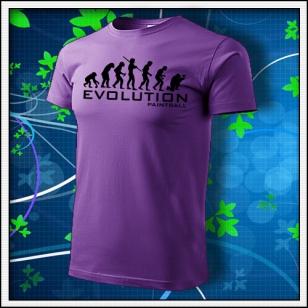 Evolution Paintball - fialové
