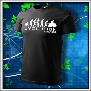 Evolution Quads - Štvorkolky - čierne