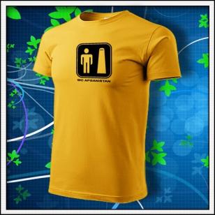 WC - žlté